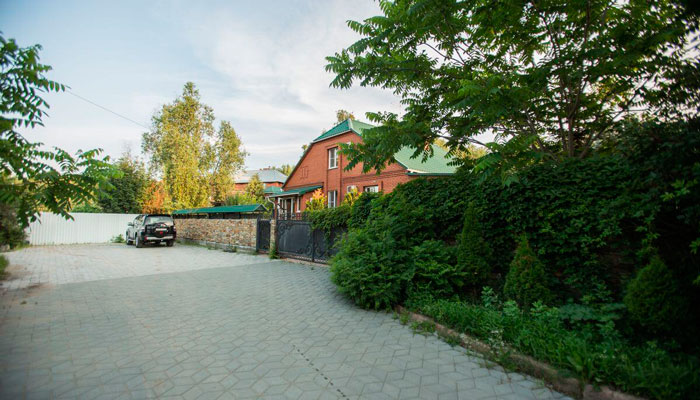 Здание реабилитационного центра «Рост» Челябинск