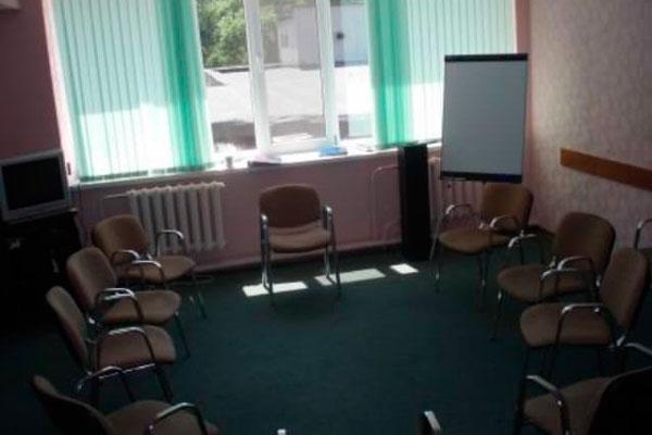 Зал для занятий в реабилитационном центре «Ступени» Одесса