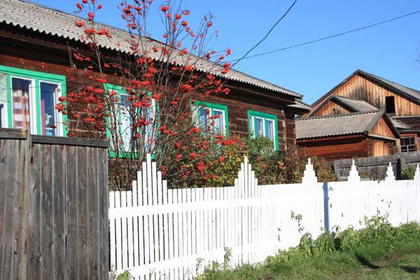 Здание реабилитационного центра «Твой мир» Красноярск