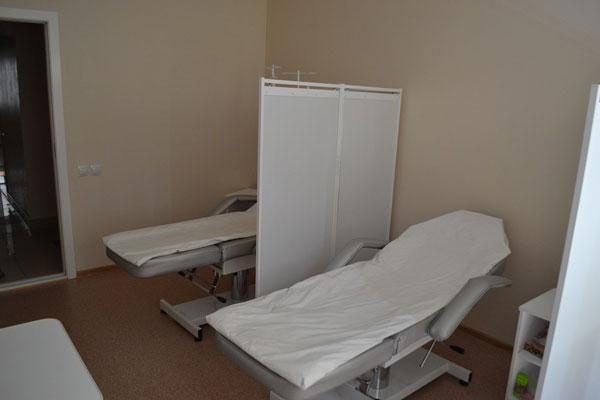 Процедурная в реабилитационном центре «Возвращение к жизни» Барнаул
