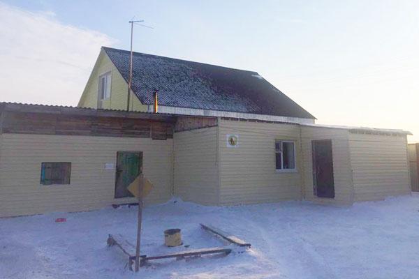 Здание реабилитационного центра «Возвращение к жизни» Барнаул