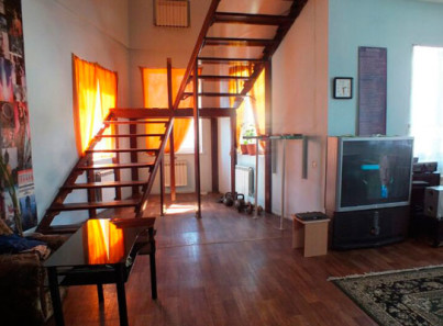 Гостиная в реабилитационном наркологическом центре «Эдельвейс» Новосибирск