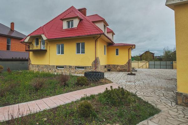 Территория реабилитационного наркологического центра «Инсайт» Архангельск