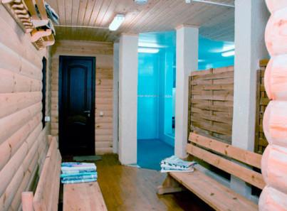 Баня в реабилитационном наркологическом центре «Мечта» Белгород