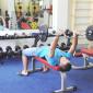 Занятие спортом постояльцами в реабилитационном наркологическом центре «Метод» Ярославль