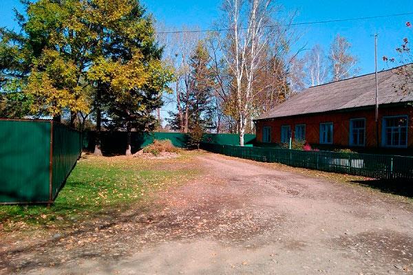 Здание реабилитационного наркологического центра «Омега ДВ» Хабаровск