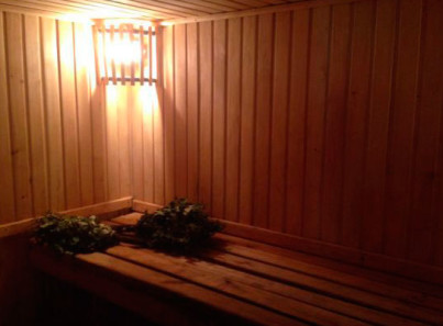 Баня в реабилитационном наркологическом центре «Родник» Новосибирск
