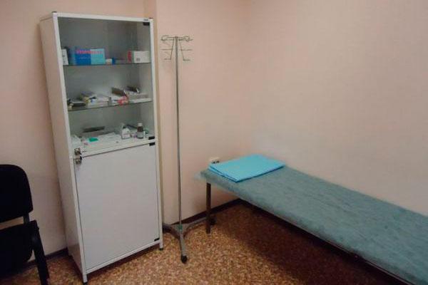 Манипуляцонная в реабилитационном наркологическом центре «Родник» Новосибирск