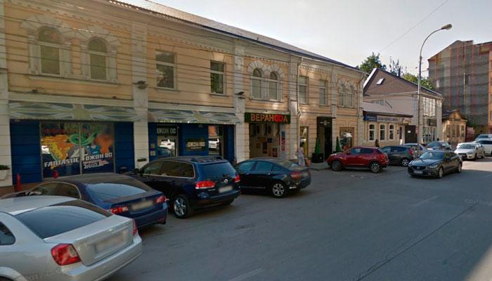 Расположение главного офиса реабилитационного наркологического центра «Слон» Ростов-на-Дону