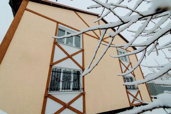 Здание реабилитационного наркологического центра «Step by step» Львов