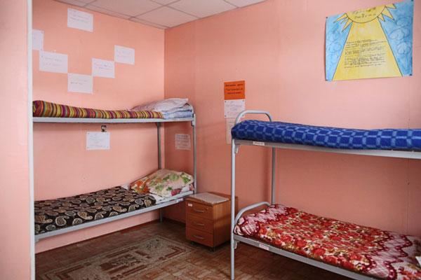 Палата в реабилитационном центре «Благо» Уфа