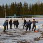 Активный образ жизни постояльцев реабилитационного центра «Фарватер» Томск