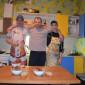 Кухня в реабилитационном центре «Фарватер» Томск