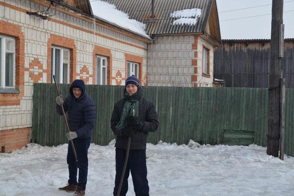 Трудотерапия в реабилитационном центре «Фарватер» Томск