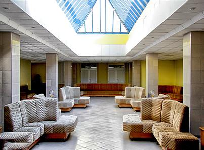 Хол в центре психиатрии и наркологии
