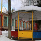 Двор центра Вершина-Иваново