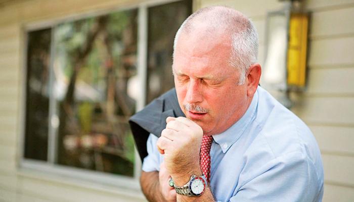 Одышка, как один из симптомов алкогольной кардиомиопатии