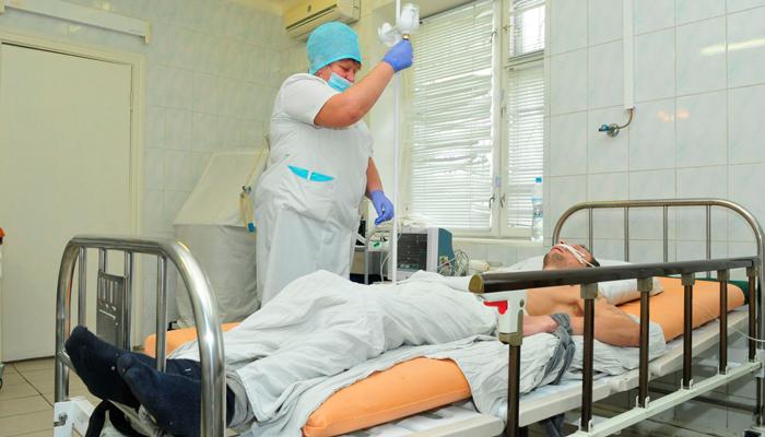 Лечение в Липецком областном наркологическом диспансере
