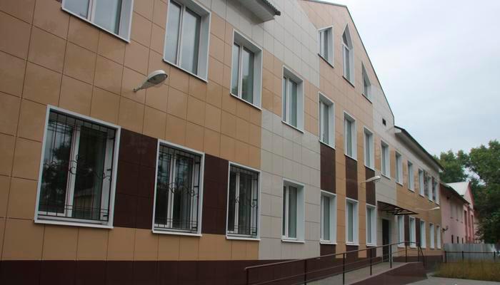 Здание Липецкого областного наркологического диспансера