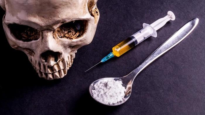 Контроль над приемом наркотиков