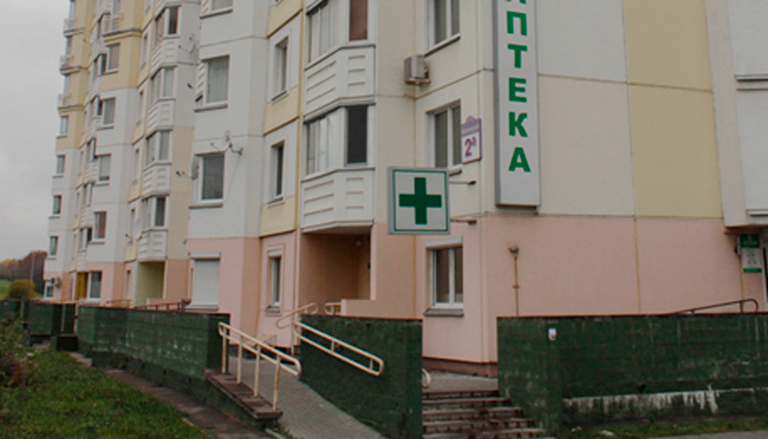 Расположение медицинского центра «ДомДок»