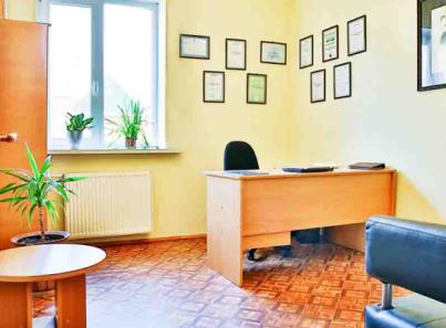 Главный офис в Наркологическом центре «Добро» Киев