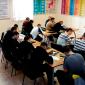 Занятия постояльцев в наркологическом центре «Stop-зависимость» Киев