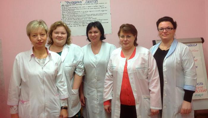Медперсонал наркологического реабилитационного центра №3 Санкт-Петербург