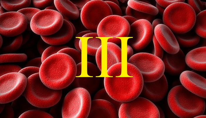 Предрасположенность людей к алкоголизму с третей группой крови