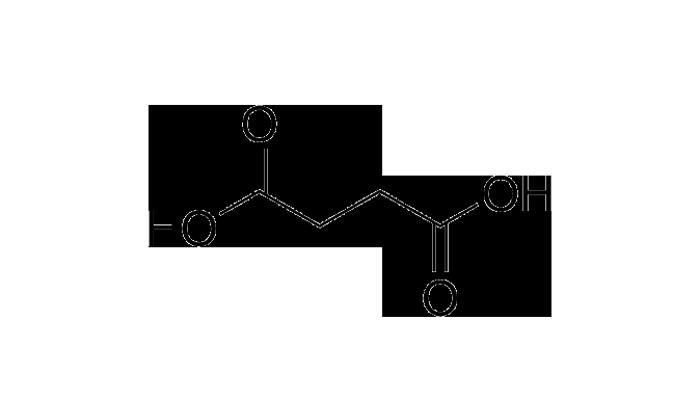 Химическая формула янтарной кислоты