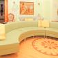 Гостиная в реабилитационном центре «Решение» Махачкала