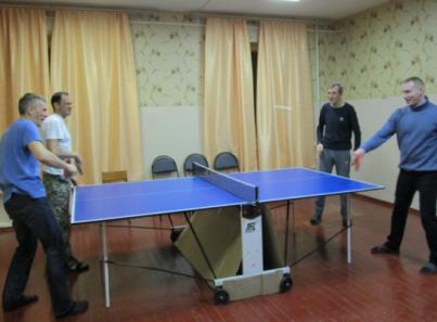Досуг постояльцев в реабилитационном центре «Добринка» Липецкая область
