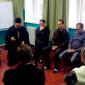 Групповые занятия постояльцев в реабилитационном центре «Добринка» Липецкая область