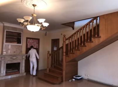 Холл в реабилитационном центре «Каспий»