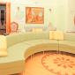 Гостиная в реабилитационном центре «Решение» Брянск