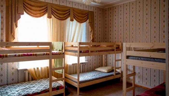 Спальня в реабилитационном центре «Решение» Брянск