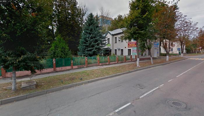 Расположение реабилитационного центра «Шанс» Брянск