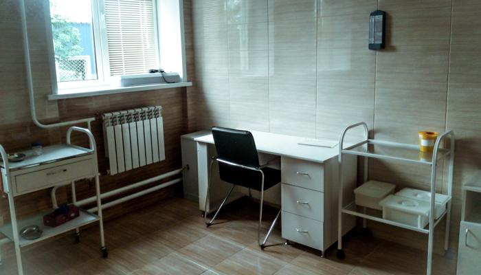 Манипуляционная в Сибирском центре психического здоровья Новокузнецк