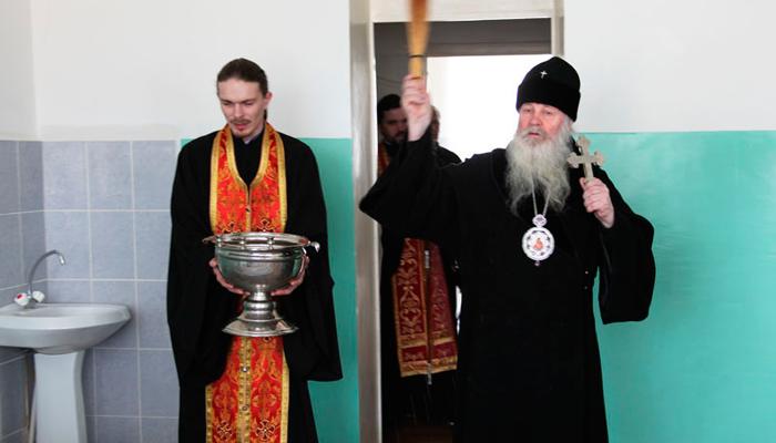 Деятельность священника в реабилитации зависимых
