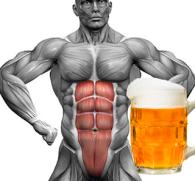 Вредное влияние пива на мужской организм