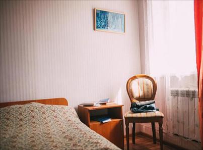 Спальная комната в центре Горизонт