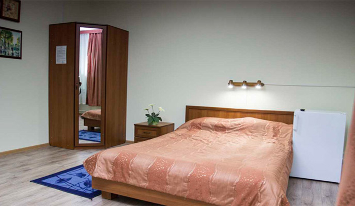 Комната отдыха, для резидентов центра Ковчег