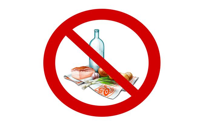Запрет диабетикам на употребление крепких самодельных алкогольных напитков