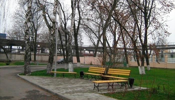 Территория Гомельского областного наркологического диспансера