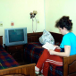 Палата в Кемеровском областном клиническом наркологическом диспансере