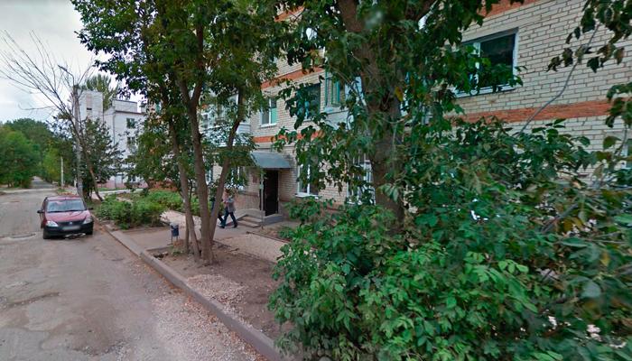 Здание Наркологического диспансера Калужской области