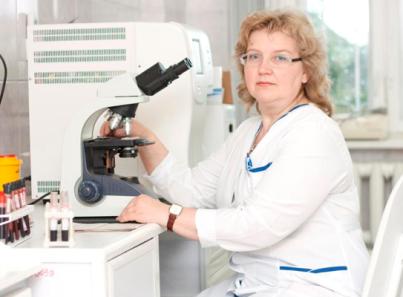 Лаборатория в Наркологическом диспансере Псковской области