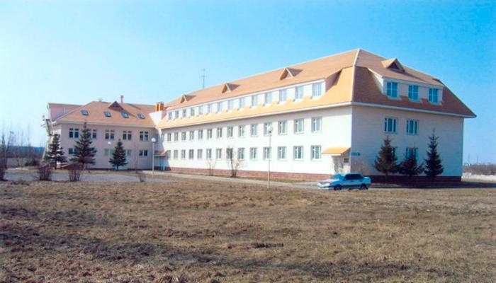 Здание Наркологического диспансера Псковской области