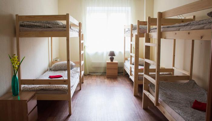 Спальня в Наркологическом реабилитационном центре «Пирамида» (Ижевск)