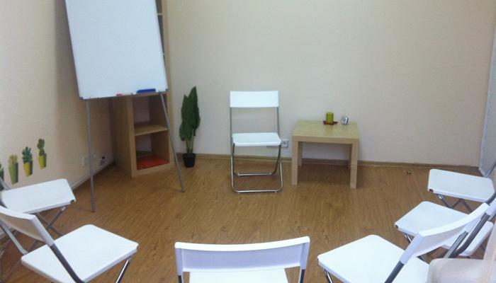 Зал для занятий в Наркологическом реабилитационном центре «Пирамида» (Ижевск)
